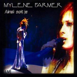 CD Single Ainsi soit je (live)