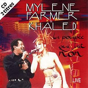 CD Single La poupée qui fait non (live)