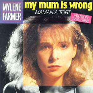 CD Single 45T My Mum Is Wrong