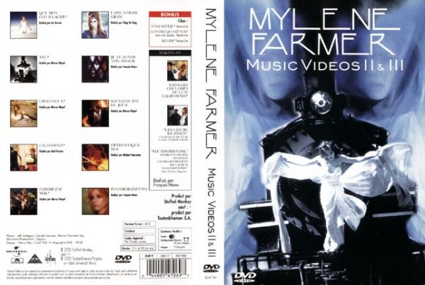DVD Clip Music Videos 2 et 3