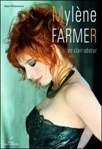 Livre Mylène Farmer, En clair-obscur