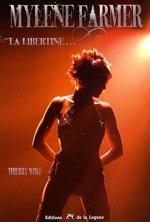 Livre Mylène Farmer, La libertine