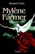 Livre Mylène Farmer (Bernard Violet)