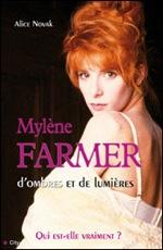 Livre Mylène Farmer, D'ombres et de lumières