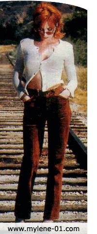 Chanson Mylène Farmer