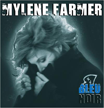 Single Bleu noir de Mylène Farmer