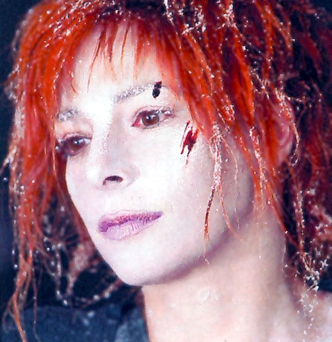 Clip Fuck Them All de Mylène Farmer
