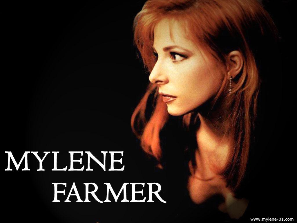 Fonds écran Mylène Farmer