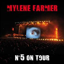 Album CD N.5 on Tour