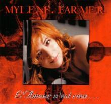 CD Single L'amour n'est rien...