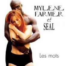 CD Single Les Mots