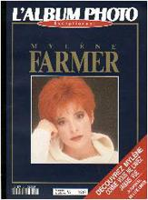 Livre Mylène Farmer, L'album Photo