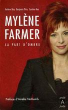 Livre Mylène Farmer, La part d'ombre (2e éd.)
