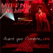 CD Single Avant que l'ombre... (Live)