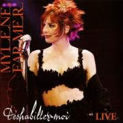 CD Single Déshabillez-moi (live)