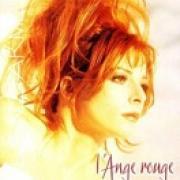 Livre Mylène Farmer, L'ange rouge