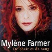 Livre Mylène Farmer, De chair et de sang